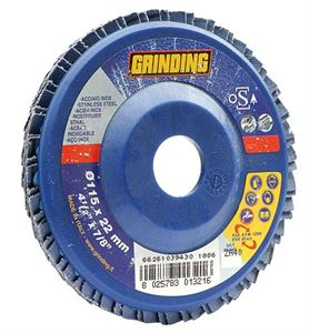 Immagine di Dischi lamellari GRINDING zirconio 115 mm