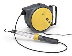 Immagine di ZECA AM58/AM8 24V avvolgicavo con lampada