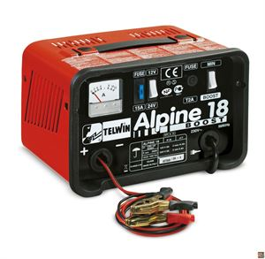 Immagine di Telwin ALPINE 18 12/24V caricabatterie auto