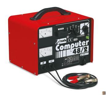 Immagine di Telwin COMPUTER 48 6/48V caricabatterie auto