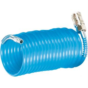 Immagine di AIR2115605 - Tubo A Spirale In Poliuretano - Lunghezza 5 M - Diametro 6 Mm