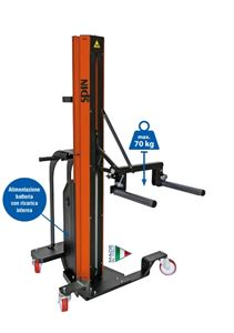 Picture of Sollevatore ruote auto SPIN Tyre Lifter 70