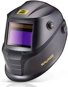 Immagine di ESAB Savage A40 maschera digitale saldatura